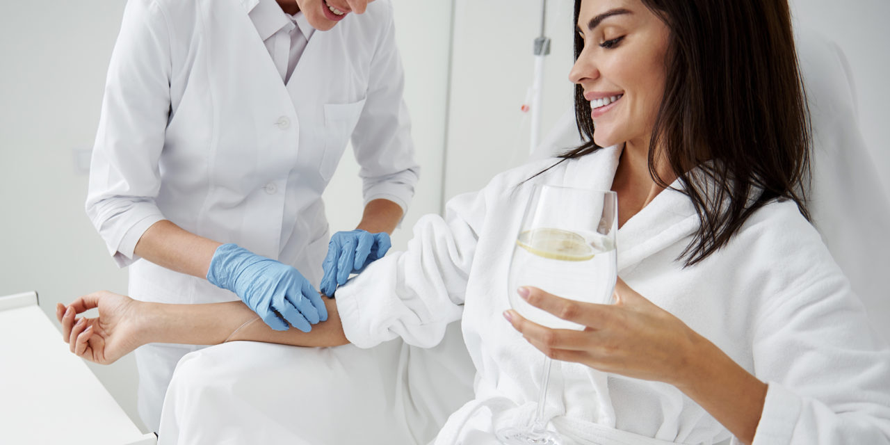 Dr. Brownstein's Blog on IV Treatments