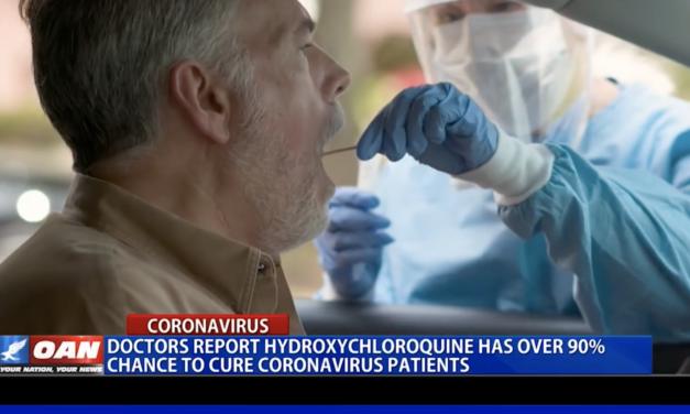 Doctors report hydroxychloroquine has over 90% chance to cure coronavirus patients