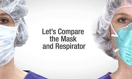 Respirators and Surgical Masks: A Comparison