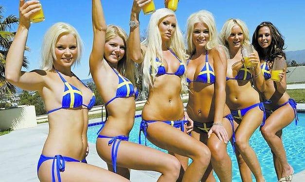 Sweden Celebrating a Real Solution