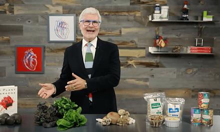 5 Vegetarian Superfoods