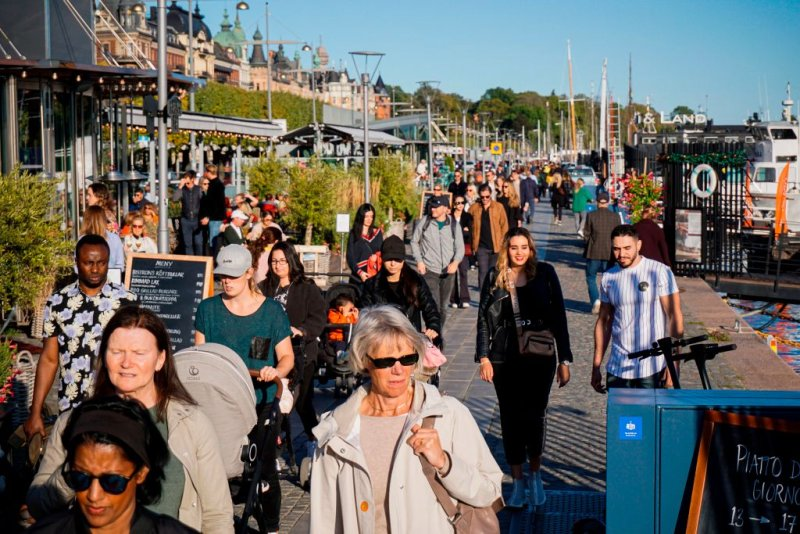 Inside the Swedish City that May Prove the Country's Strategy was Right All Along