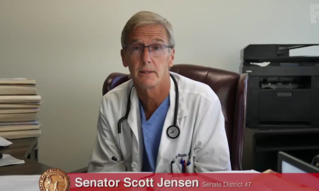 Dr. Scott Jensen targeted by Minnesota Medical Board for speaking out about COVID-19
