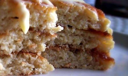 Yager JACK Coconut Flour Pancakes