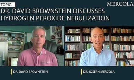 Dr Brownstein Dr Mercola Food Grade Hydrogen Peroxide Nebulization